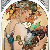 Art Nouveau (Alphonse Mucha)