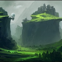 Concept Art by Andreas Rocha