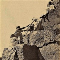 Climbing the Pyramids