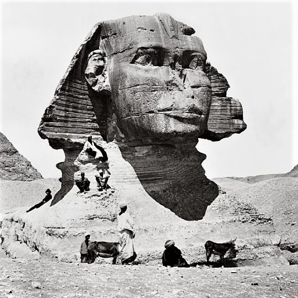 The Smile of the Sphinx